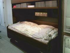 ベッド使用時