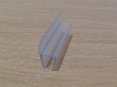 画像2: センターシール 8857型/ガラス厚:6,8mm兼用、10,12mm兼用/各2本セット