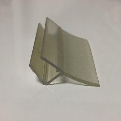 画像3: エッジシール 8858型/ガラス厚6、8mm用/長さ:2.5m×2本