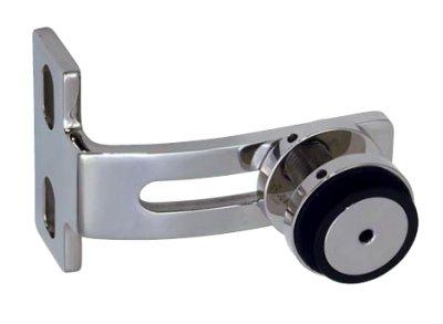 画像1: ステンレスアームフラット型調整フィックス(片側タイプ)