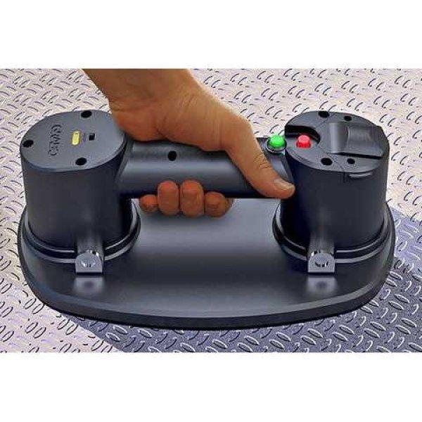 画像1: ポータブル電動バキュームリフター (1)