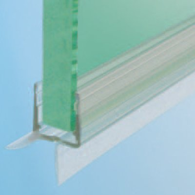 画像2: エッジシール 8864型/ガラス厚10mm、12mm用/長さ:2.5m×2本セット