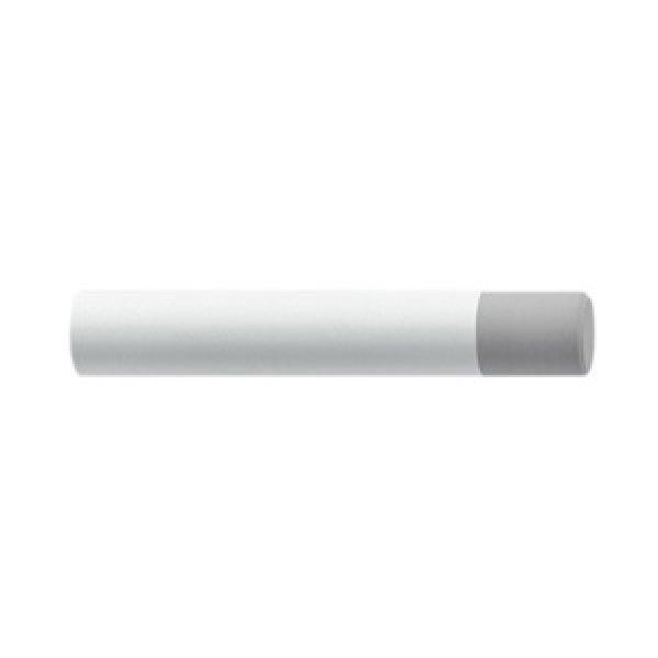 アルミ シルキーホワイトペイント+ゴム グレー戸当り UT-273-120G-ASW