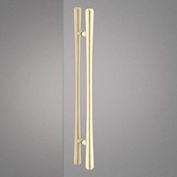 アルミ スレッドラインペイルゴールドハンドル G1234-25-115-L700