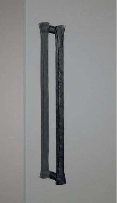 画像1: ロートアイアン レジストブラックハンドル(両側タイプ)/全長:457mm