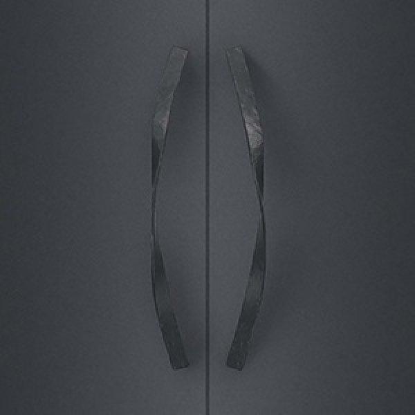 ロートアイアン レジストブラックハンドル T1246-01-351-L/R