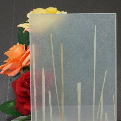 画像1: 和紙合わせガラス「いぶき(IBUKI)」