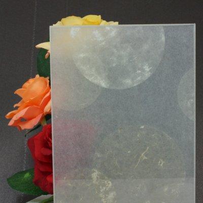 画像1: 和紙合わせガラス「きらめき(KIRAMEKI)」