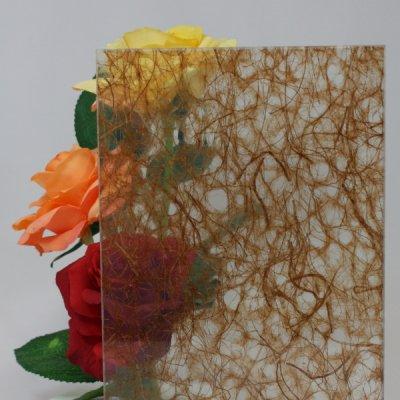 画像1: 和紙合わせガラス「楽水(RAKUSUI)」