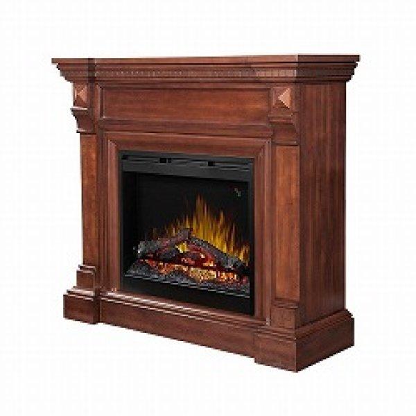 26インチ 電気式暖炉 ウィリアム