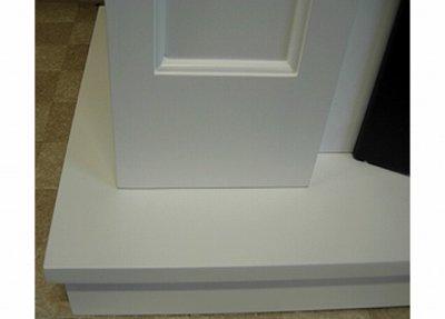 画像3: 電気式暖炉 キャップライス(ホワイト)