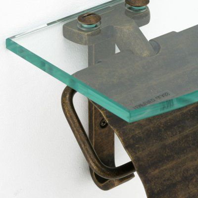 画像1: TPH ガラスシェルフS AN