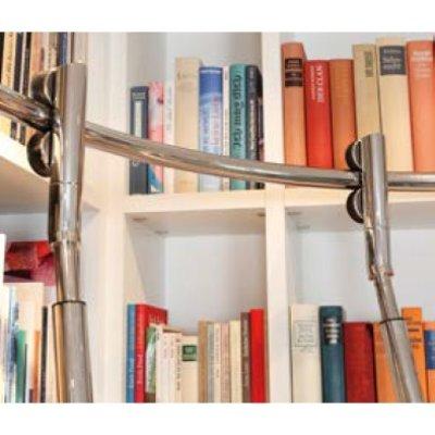画像3: 吊元伸縮コーナー梯子