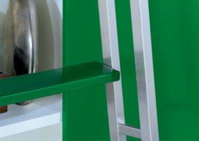 画像2: 延長手すり梯子