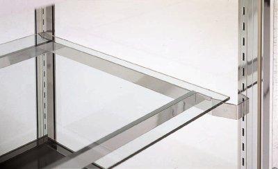 画像1: ガラスショーケース・エクシード「平ケース」