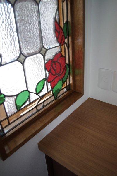 画像3: 【送料無料】ステンドグラス Aサイズ専用木枠