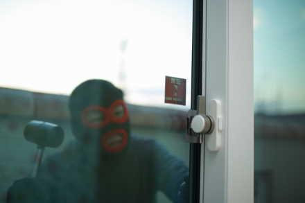 一戸建てにおける防犯対策/窓から侵入されるケースが多い