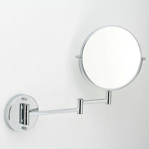 反射する鏡(ミラー)でできた「拡大鏡」
