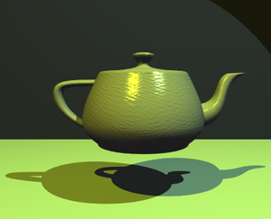 「Utah teapot」(ユタ・ティーポット)
