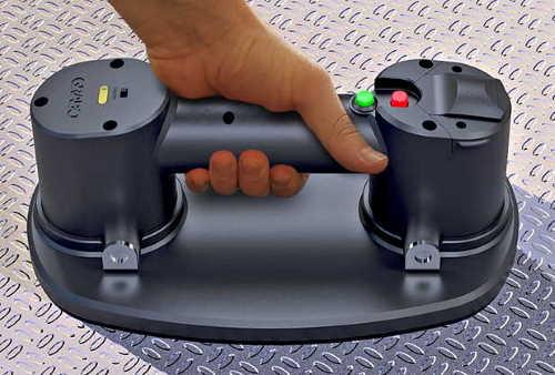 ポータブル電動バキュームリフター