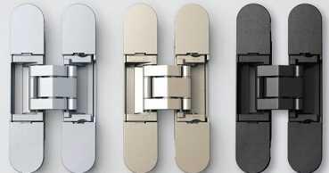 三次元調整機能付隠し丁番 HES3D-90型