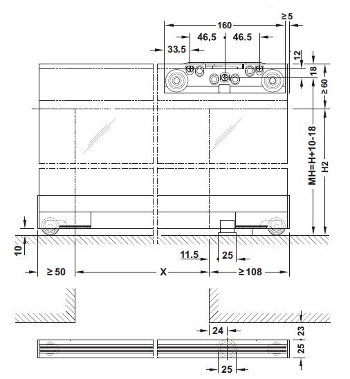 デザイン80-Mセット取付説明書