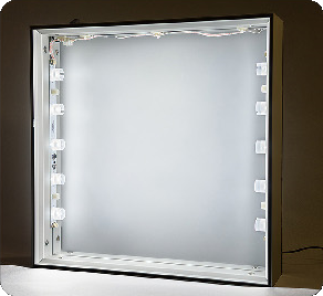 照明ボックス(見本)
